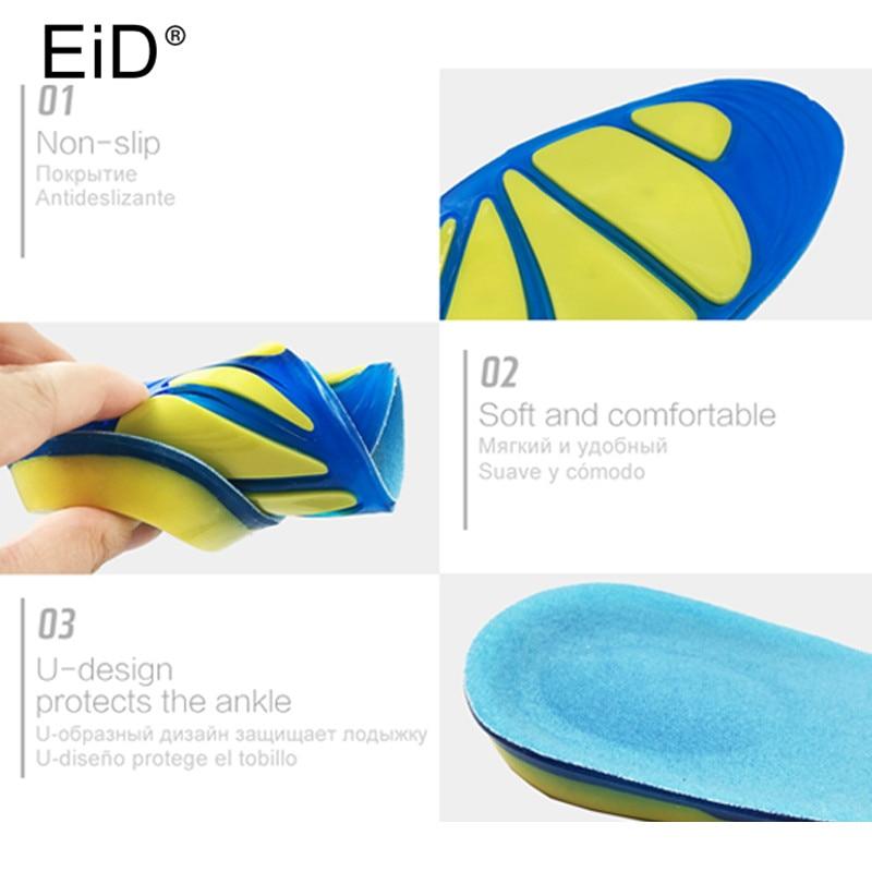 KOTLIKOFF ortez Jel Pad Silikon tabanlık pedleri taban jel ped - Ayakkabı Aksesuarları - Fotoğraf 3