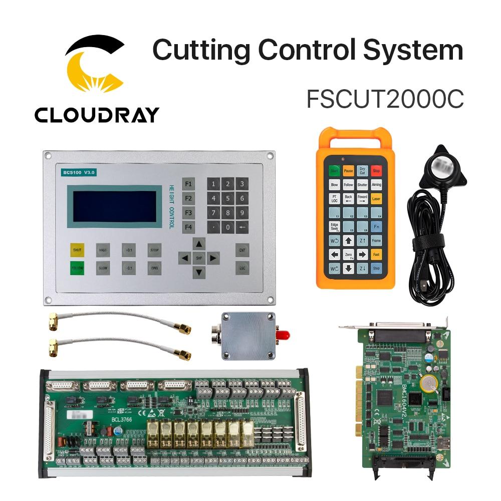 Friendess FSCUT Laser Cutting Machine Control System 0-6KW FSCUT2000C Cypcut BCS100 BMC1604 FSCUT2000 Controller