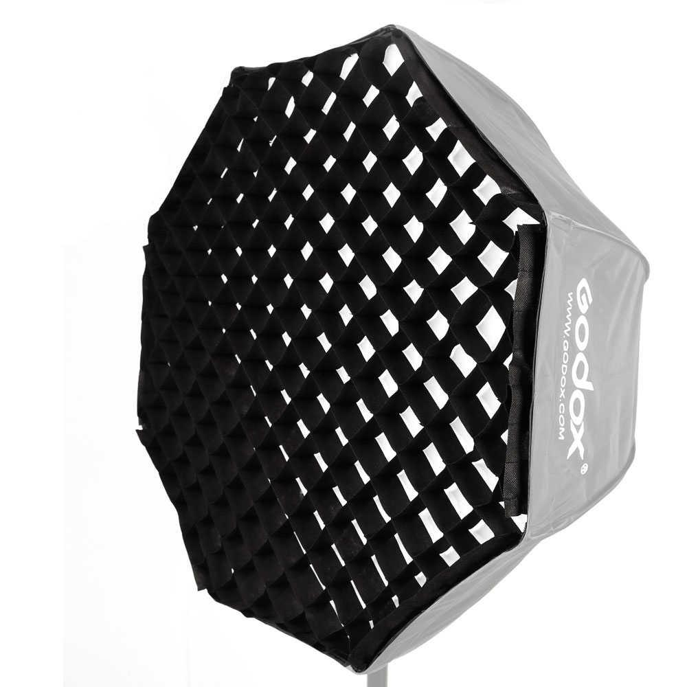 Oktagonal/Persegi Panjang Honeycomb Grid untuk 40*40 50*50*60 80*80 50*70 60*90 80 95 120 Cm P90L P90H P120L P120H Payung Softbox