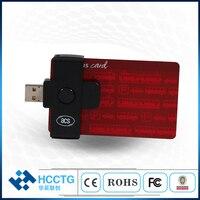USB 2.0 Pocket Contact IC Chip Card Reader/Writer ACR38U N1