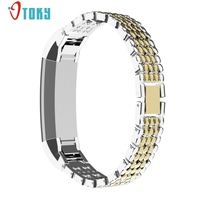 Excellent Quality Genuine Metal Stainless Steel Watch Band Replacement Strap For Fitbit Alta Tracker Bracelet