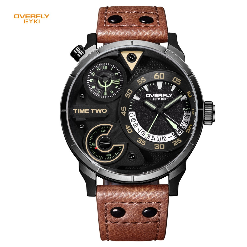 EYKI Original Wrist Watch Men Watches Top Brand Luxury Famous Wristwatch Male Clock Quartz Watch Hodinky Man Relogio Masculino eyki top brand men watches casual quartz wrist watches business stainless steel wristwatch for men and women male reloj clock