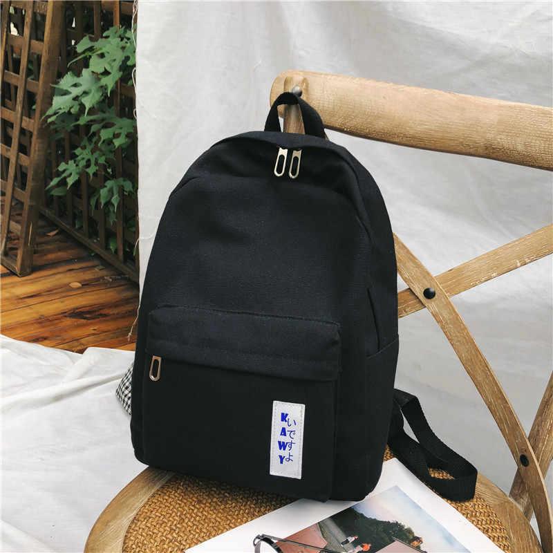 Menghuo Новый женский рюкзак для школы подростков девочек Свежий Оранжевый вышивка школьная женская сумка-рюкзак женская книга сумка Mochila