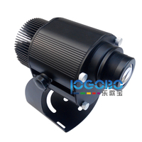 Exterior 30W LED Gobo Projectors Projects Advertising Message, Names, Logos, Mobile Light Box Open Proyector Logo Signs