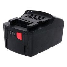 Batería de la herramienta eléctrica, met 18VC, 4000 mAh, Li-ion6.25459, 625459000, Amoladora Angular W 18 LTX 115, Archivo de la banda BF 18 LTX 90