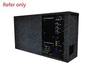 Image 5 - Ghxamp 0.5M * 1Meter Subwoofer Vilt Flanel Geluid Absorberende Katoen Decoratieve Ktv Podium Speaker Diy 2.5mm Zelfklevende