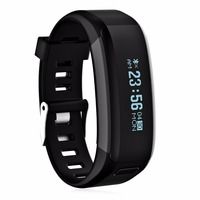 Waterproof NO.1 Smartband F1 Silicone Material Wristbands Sports Intelligent Bracelet With Mobile Phone Calls Heart Rate Monitor
