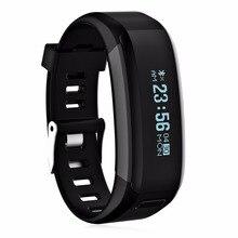 Imperméable à l'eau NO 1 Smartband F1 Bracelets Silicone Sport Bracelet Intelligent Avec Mobile Téléphone Appels Moniteur de Fréquence Cardiaque