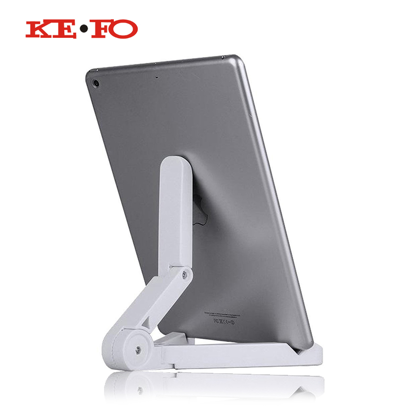 Supporto Tablet Letto.Kefo Support Tablet Bed Universal Foldable Desktop Stand Triangle