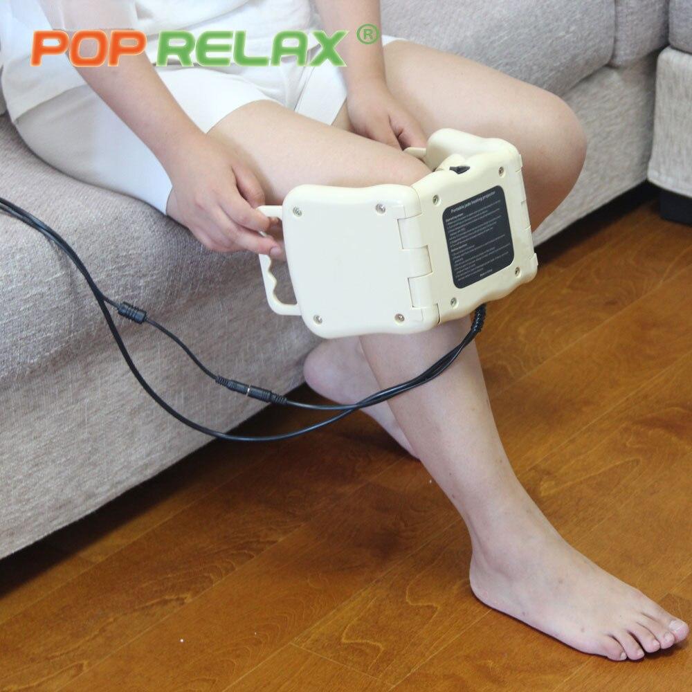 POP RELAX Турмалин колено плеч талия нога массажер для ног Электрический Отопление терапии устройства подогревателя тела Расслабляющий массаж