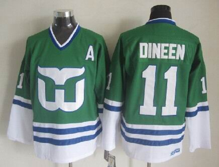 #11 KEVIN DINEEN Hartford Whalers retro throwback MENS Hockey Jersey Embroidery Stitched Customize any number and name#11 KEVIN DINEEN Hartford Whalers retro throwback MENS Hockey Jersey Embroidery Stitched Customize any number and name