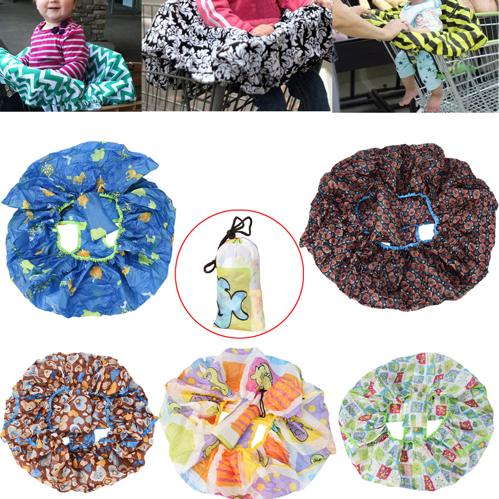 Romantisch Drop Verschiffen Faltbare Warenkorb Kissen Pad Schutz Abdeckung Sicherheitsgurt Stuhl Matte Baby Warenkorb Kissen Jn.8