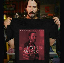 New John Wick T Shirts Newest 2019 Fashion Stranger Things T-Shirt Men