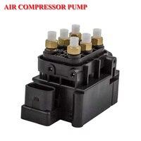 Air Suspension Compressor Solenoid Valve Block For Audi Q7 Porsche Cayenne VW Touareg 95535890300, 7L0698014, 7P0698014