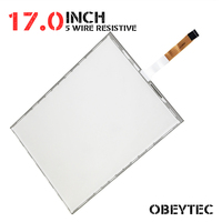 17 Inch 5 Wire Resistive Touch Screen Panel Kit 337 269mm With EETI USB Controller Check