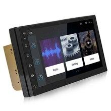Universel 2 Din Voiture Multimédia Lecteur 7 »Android 8.0 Audio Vidéo Lecteur Écran Tactile Bluetooth WiFi GPS Navigator FM Radio