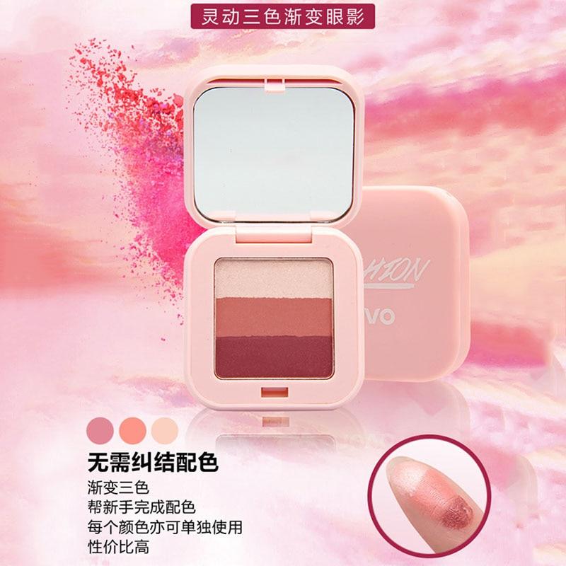 Beauty & Health Beauty Essentials 1pcs 6 Color Liquid Eyeshadow Sand Drift Dish Eye Makeup Waterproof Mineral Powder Shimmer Eye Shadow Make Up Cosmetics