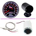 "EE support 2"" 52mm Car Universal Pointer EGT Exhaust Gas Temp Gauge Smoke Tint Len + Holder XY01"