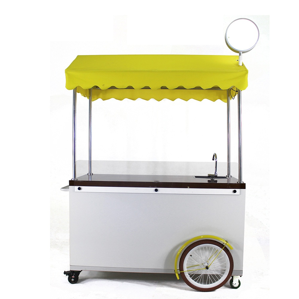 US $1000 0 |Street vending shop mobile food cart with Large capacity wooden  box-in Food Processors from Home Appliances on Aliexpress com | Alibaba