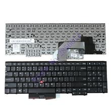 New English laptop keyboard for Lenovo ThinkPad Edge E530 E530C E535 US keyboard 04Y0301 0C01700 V132020AS3