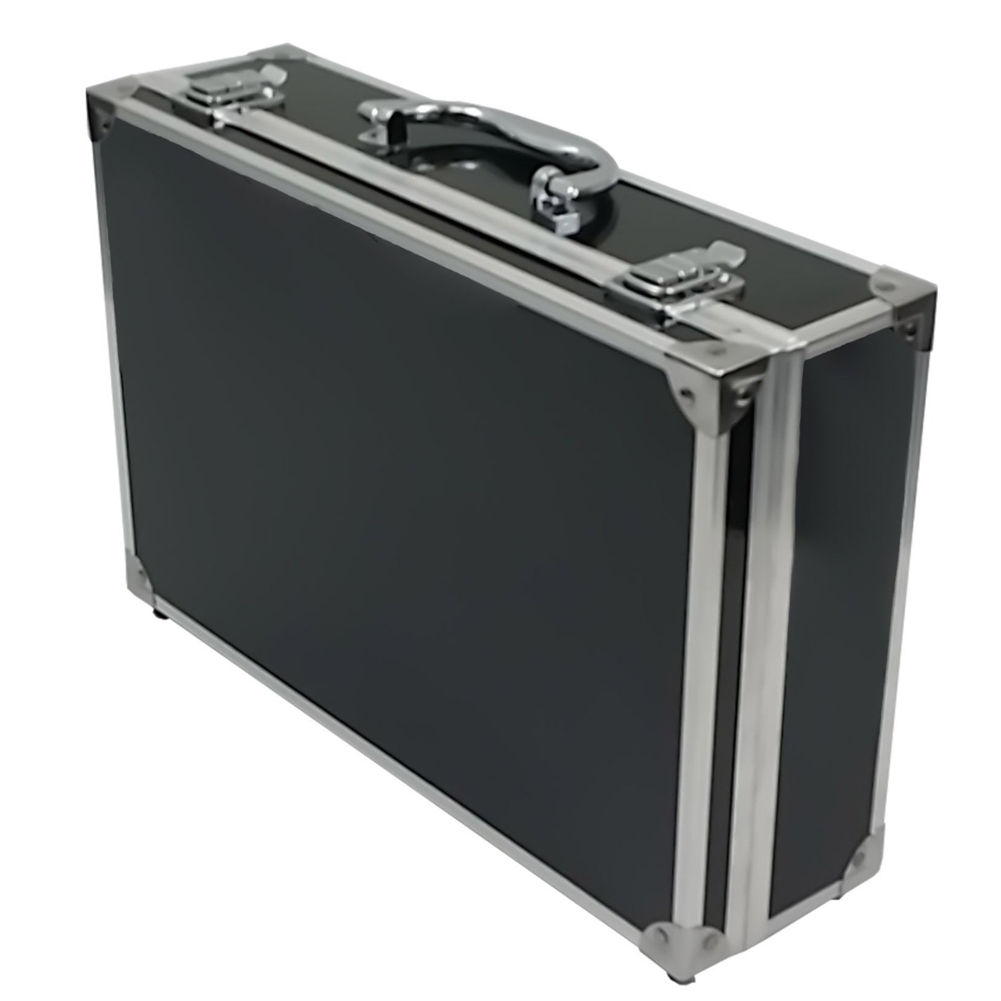 New Carry Case Box Aluminum Carrying Case for Quadrocopter Aircraft Helicopter HUBSAN X4 H107D