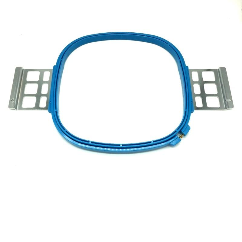 12pcs Barudan Hoops BAQ 300x290mm kvadratne oblike Skupna dolžina 520mm Barudan cevasti okvir