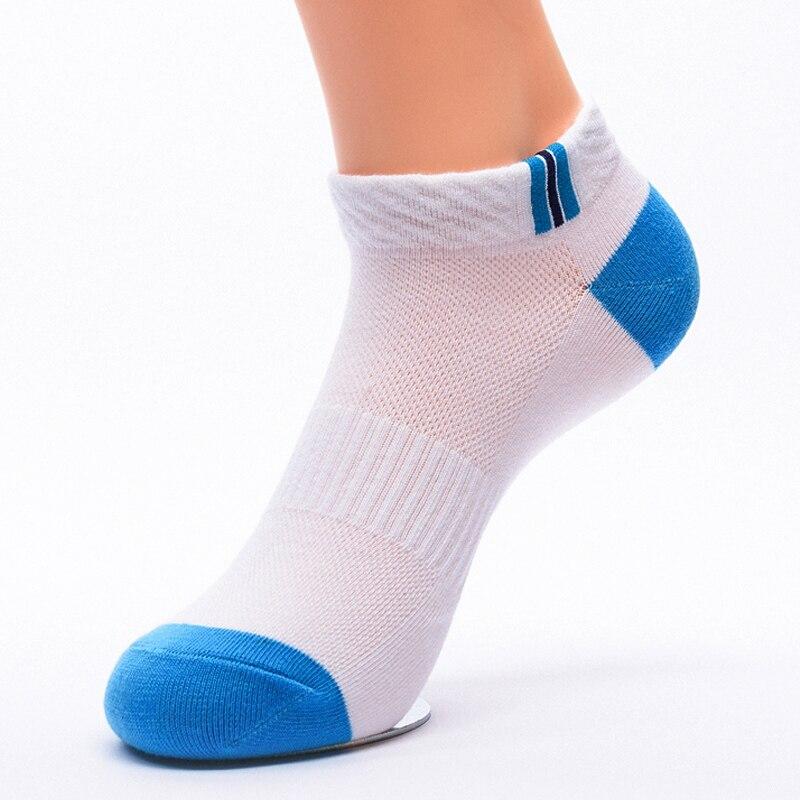 2018 Men Summer Socks Mesh Breathable Socks No Show Boat Socks Slippers Shallow Mouth Male Socks Eur Size 38-42
