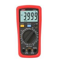 NEW! UNI T UT39A+/UT39C+ Digital Multimeter Auto Range AC DC Voltmeter Ammeter Ohmmeter Capacitor Frequency hFE Diode Tester