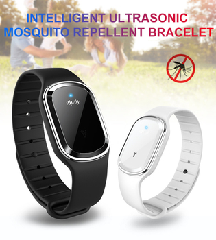 kids ultrasonic protector bracelet against mosquitoes