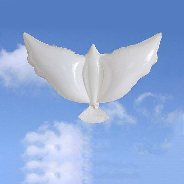 Букеты в виде голубей купить воздушные шары — img 11