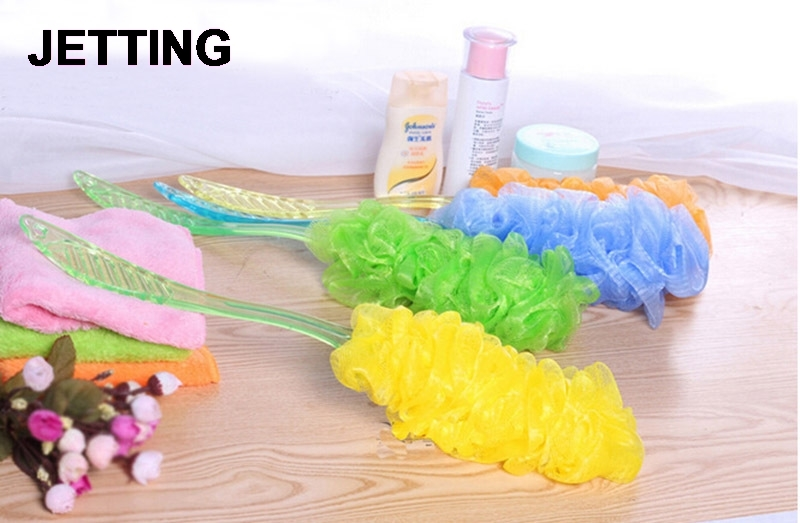 Sanitary Ware Suite Bath Brush Scrub Skin Massage Health Care Shower Reach Feet Rubbing Brush Exfoliation Brushes Body