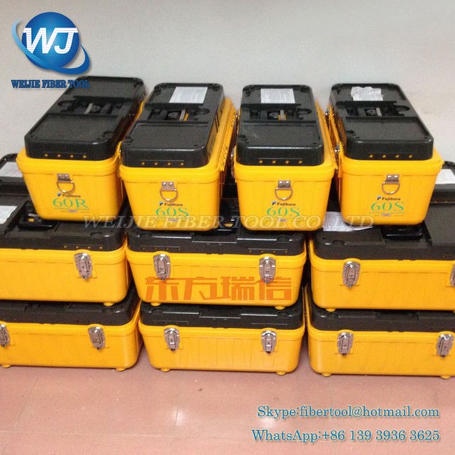 Новый Fujikura FSM-60S/FSM-60R/FSM-50S/FSM-50R Сварочный Аппарат Для Переноски Коробки CC-24 fsm60s чехол