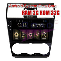 Roadlover Android 8.1 Car Multimedia Radio For Subaru Forester 2013 Stereo GPS Navigation Automagnitol Double Din Player NO DVD