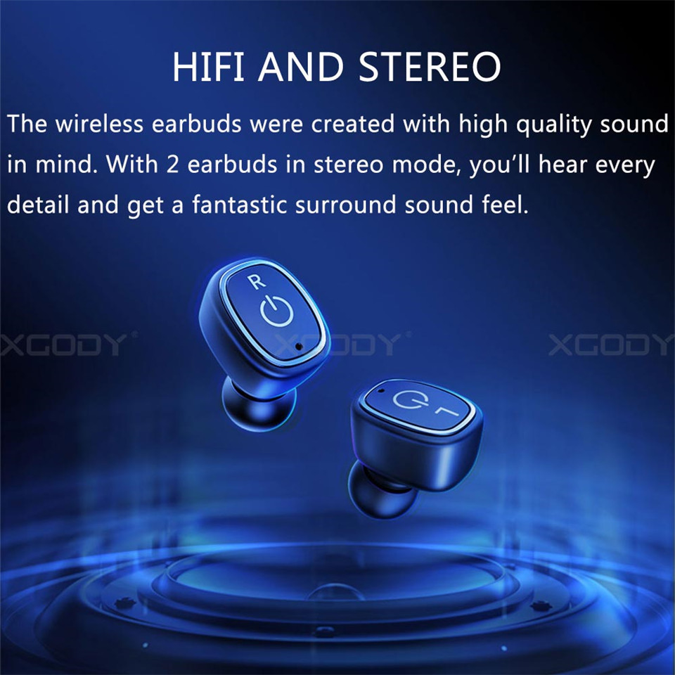 HIFI Wireless Headphones