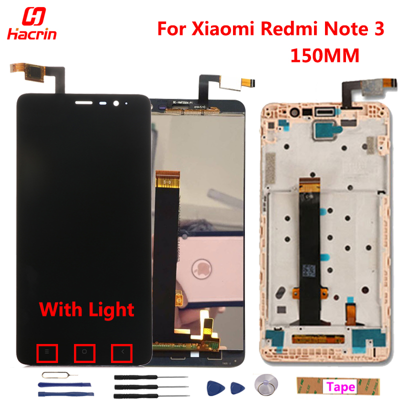 Xiaomi Redmi Hinweis 3 Pro LCD Display + Touch Screen 5,5