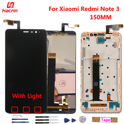 Xiaomi Redmi Note 3 Pro pantalla LCD + pantalla táctil 5,5
