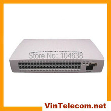 Небольшая офисная АТС телефонная система VinTelecom CP424(4 линии и 24 доб.) Телефон Системы