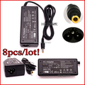 8pcs 19V 3.16A 60W Replacement AC Adapter Laptop Power Charger For Samsung R429 RV411 R428 RV415 RV420 RV515 R540 R510 R522 R530