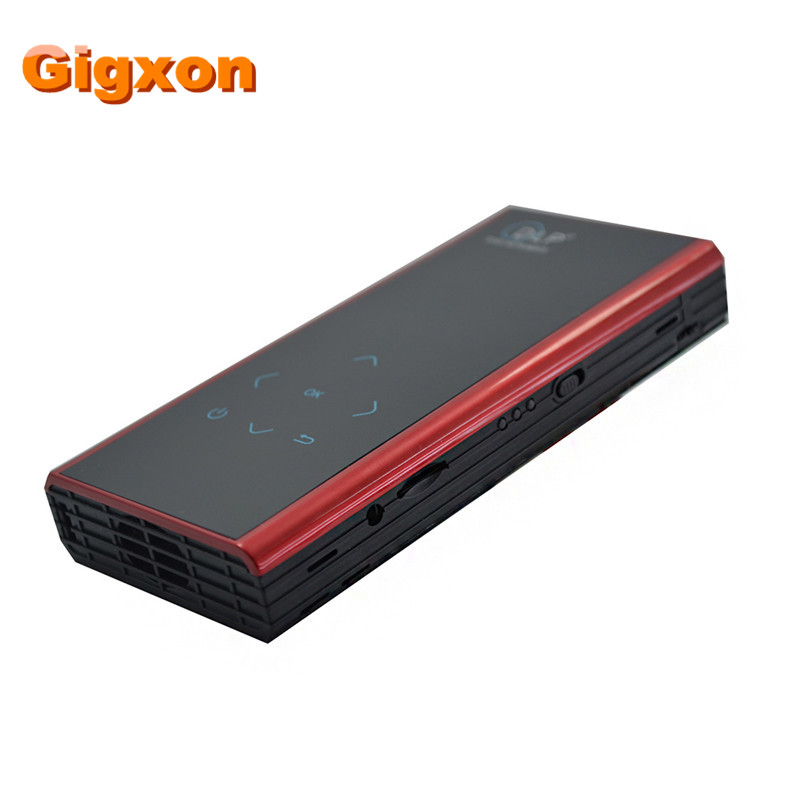 Gigxon G06S DLP Wifi Portable Andriod Dual Core Projetor Mini Projector mobile phone 120 Lumens Beamer