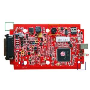 Image 3 - Online Red KESS V5.017 V2.53 + 4 LED KTAG V7.020 V2.23 + LED BDM FRAME No Tokens KESS 5.017 + K TAG K Tag 7.020 ECU Programmer