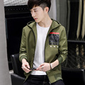 Mens Bomber Jacket With Fur Collar Men's High-end Fashion Personality Military Jacket   Softshell Jacket Men  Bomber Jack