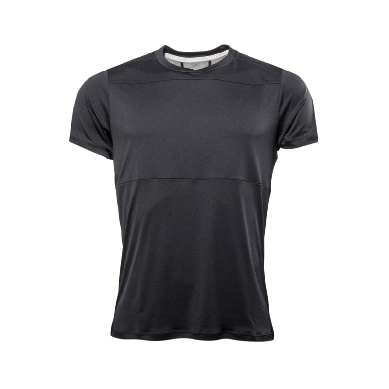 Male T-Shirt ASICS 145339-0904 sports and entertainment for men sport clothes men pocket front contrast panel t shirt
