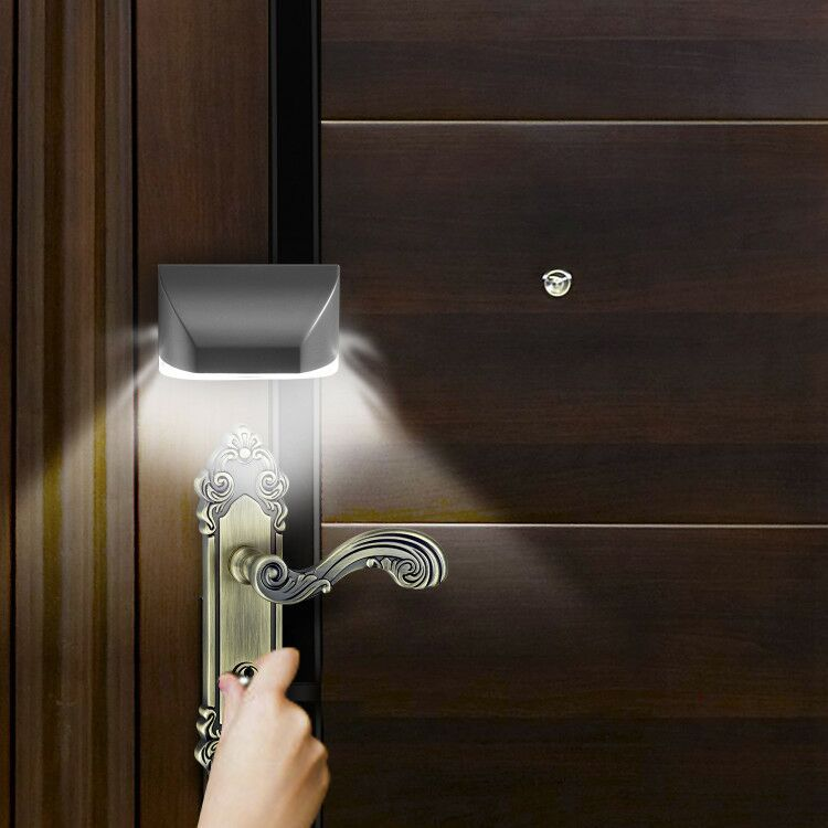Kitchen Light LED Battery Under Cabinet Door Key Lights