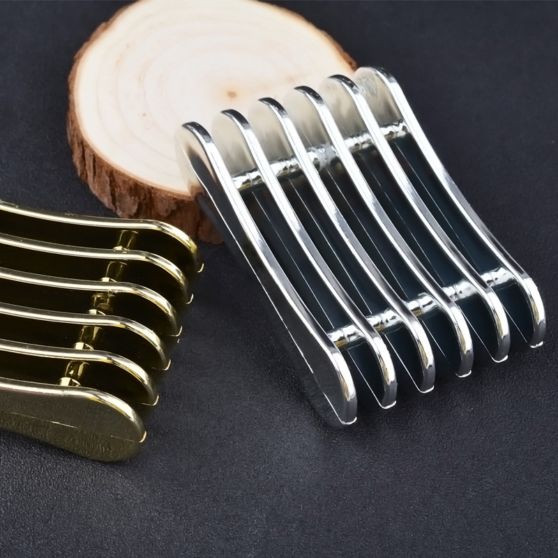1 Piece Metal Nail Art Brush Holder Pen Displayer Stand Tools Acrylic UV Gel Brush Rest Holders For Nail Art Decorations 5 Grids in Nail Brushes from Beauty Health