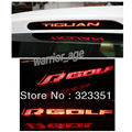 High Level Stop Lamp Brake Light Sticker Decal FOR VW GOLF R GTI 6 MK6