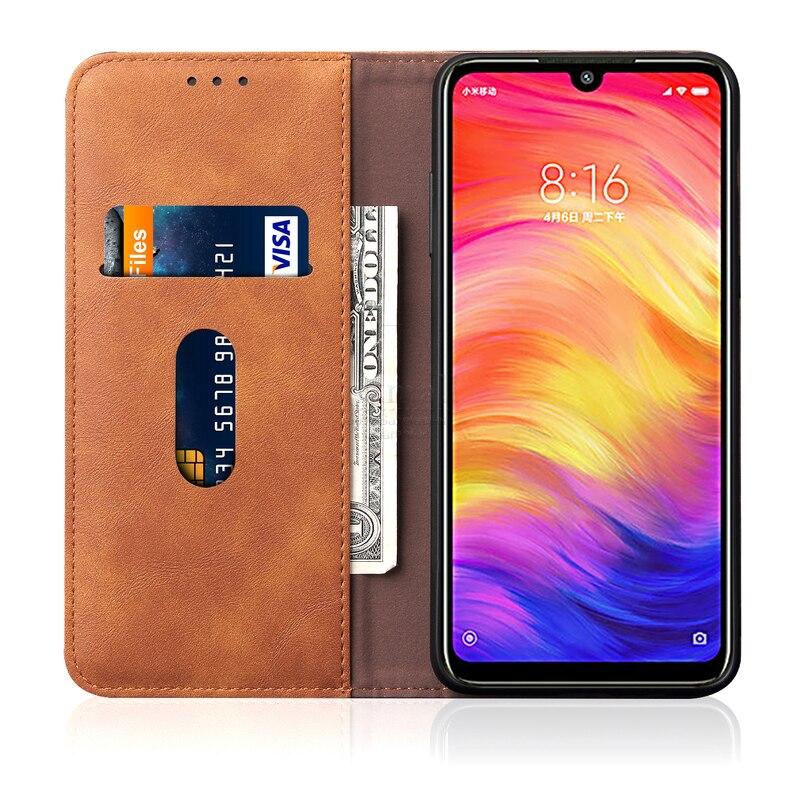 HTB1suQSJzTpK1RjSZKPq6y3UpXa2 Luxury Retro Slim Leather Flip Cover For XiaoMI RedMi Note 7 Case Wallet Card Stand Magnetic Book Cover For Xiomi RedMi 7 Case