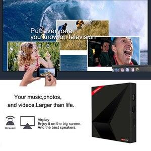 Image 4 - Android 9.0 TV Box 4GB RAM 64GB ROM X88 MAX PLUS RK3318 Quad Core TYPE C 2.4G/5Ghz Dual WiFi BT4.0 4K Smart Set Top Box PK 8.1