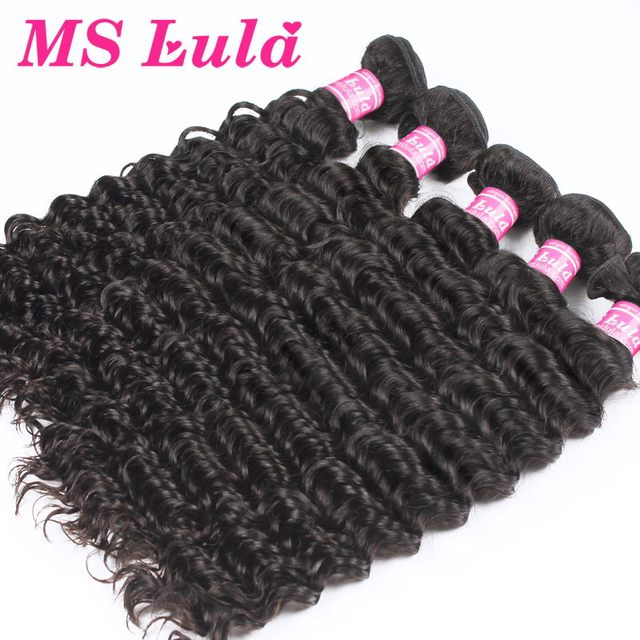 Brazilian curly virgin hair 1pc sample 100 Virgin remy human hair weave extensions Could be dyed or bleached