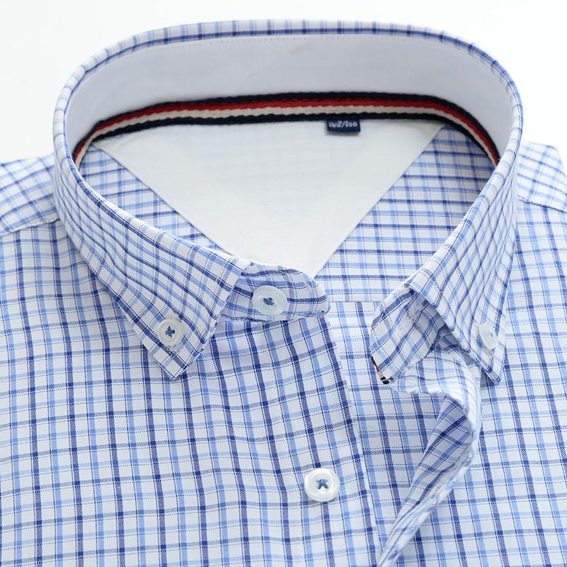 d0dba06daf cotton factory new fashion men long sleeve dress shirts super large high  qualtiy plus size XXL 4XL 5XL 6XL7XL8XL 9XL 10XL-in Dress Shirts from Men's  ...