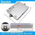 Envío libre 4G LTE de 2600 MHZ Teléfono Móvil Amplificador de Señal 4G LTE amplificador de Señal Celular Repetidor Cobertura 300 Cuadrado Amplificador de teléfono